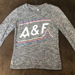 Abercrombie Kids shirt. Size 3/4. Excellent